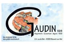 GAUDIN MACONNERIE, BEAUVOIR-SUR-MER 85230