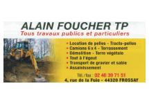 FOUCHER ALAIN, FROSSAY 44320