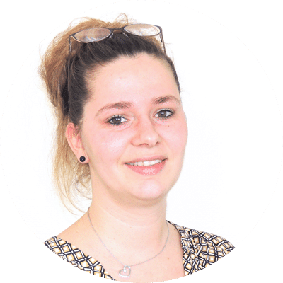 Angélique, service client de Qualiavis